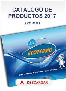 Catálogo de Productos 2017